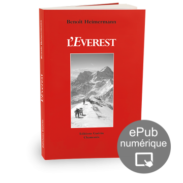 L'Everest - Benoït Heimermann - Éditions Paulsen