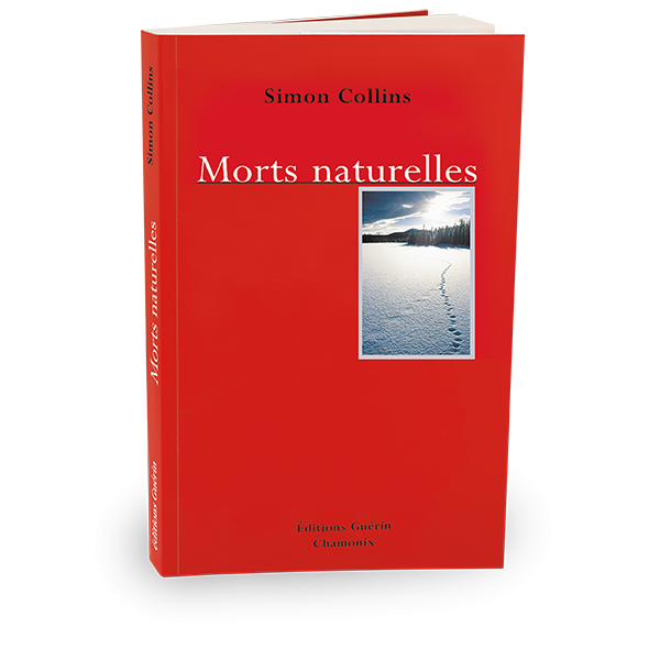 Morts naturelles - Simon Collins - Éditions Guérin