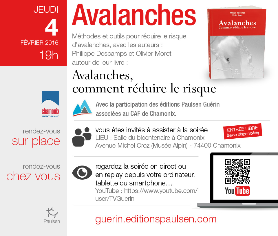 Rencontre Avalanches